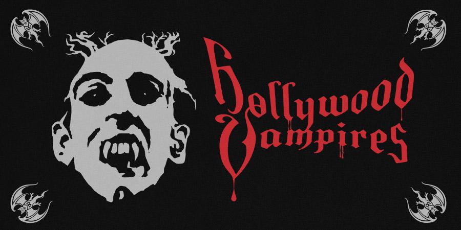 04 Eylül 2021 Hollywood Vampires