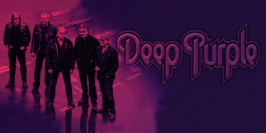 30 Mayıs 2021 Deep Purple